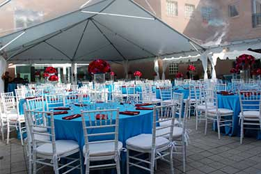 Visit our Party Rentals Division