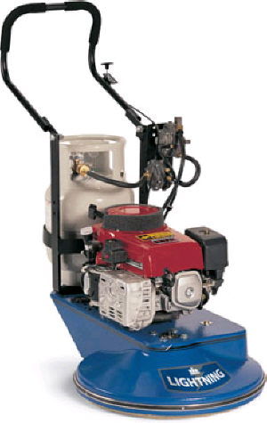 Where to find FLOOR BUFFER, PROPANE BURNISHER 24 in Kingsport