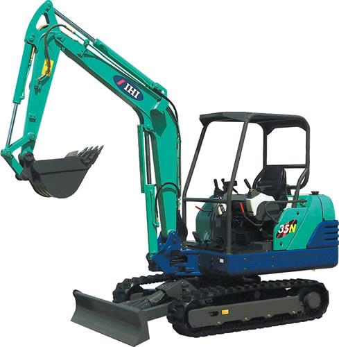 Rent Search Engines: IHI 7000 LB. EXCAVATOR Rentals Kingsport TN, Where To Rent