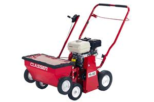 Where to find GASOLINE LAWN SEEDER NOT SELF PROPELED in Kingsport