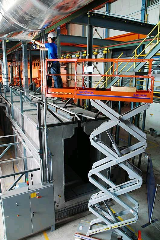 Where to find LIFT, 26 FOOT SCISSORS LIFT-BATTERY POWE in Kingsport
