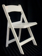 Where to find CHAIR, WHITE RESIN   GARDEN  PADDED in Kingsport