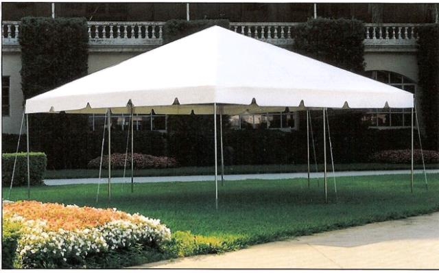 Where to find TENT, 20 X 20    WHITE   FRAME in Kingsport