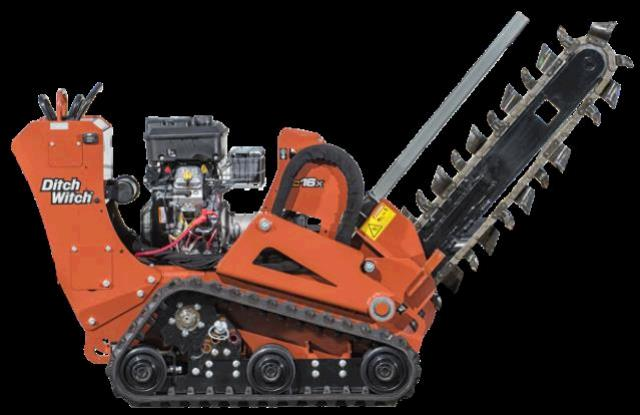 Trencher Walk Behind Ditch Witch Rentals Kingsport Tn