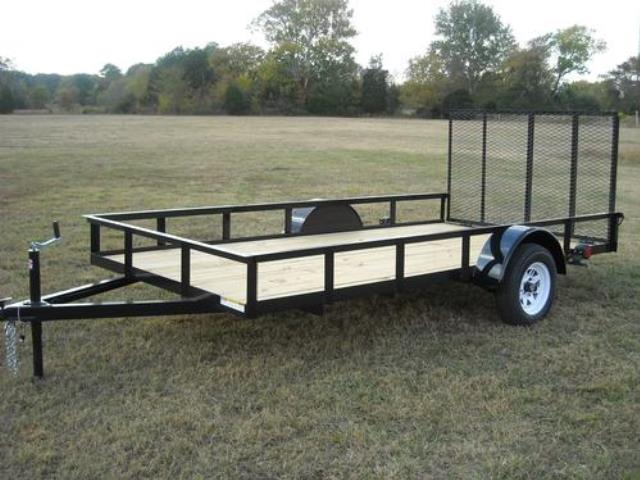 Where to find TRAILER, 6  X 12   LANDSCAPE DROP GATE in Kingsport