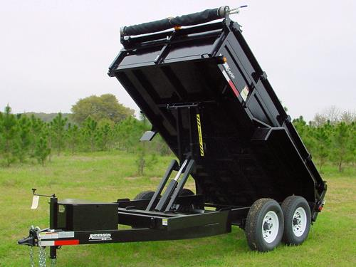 Where to find DUMP TRAILER 6  X 10  , 3 1 2 TONS in Kingsport