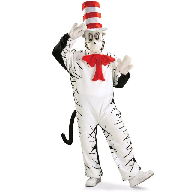 CAT IN THE HAT MASCOT ADULT Rentals Kingsport TN, Where to ...