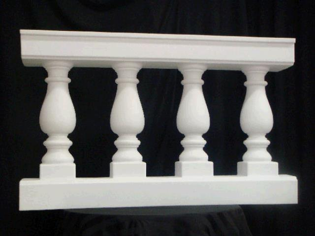 Where to find BALUSTRADE   STRAIGHT  30  X 14  FENCE in Kingsport
