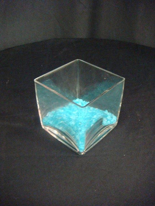Where to find VASE, GLASS   SQUARE CUBE    5 X5 in Kingsport
