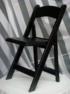 Where to find CHAIR, BLACK  RESIN  GARDEN  PADDED in Kingsport