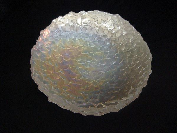 Where to find BOWL,  LOTUS LEAF  GLASS PEARL 13  RD in Kingsport