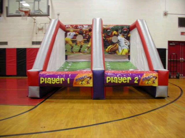 Where to find INFLATABLE, 4TH AND GOAL  FOOTBALL in Kingsport