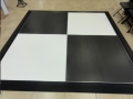 Where to rent BLACK OUTDOOR DANCE FLOOR  4 x 4  -1PC in Kingsport TN