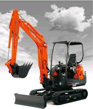 Where to find KUBOTA, 7000 LB. EXCAVATOR in Kingsport
