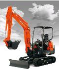 Where to rent KUBOTA, 7000 LB. EXCAVATOR in Kingsport TN