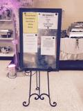 Where to rent EASEL  IRON SCROLL        5 FT X 10 in Kingsport TN
