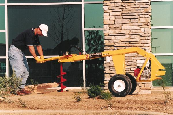 Where to find POST HOLE DIGGER, TOWABLE  WITH ONE BIT in Kingsport