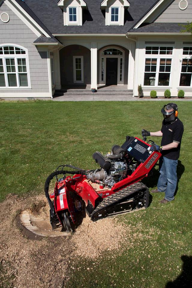 Where to find GRINDER, STUMP 31 HP LARGE BARRETO in Kingsport