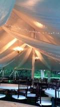 Rental store for TENT DRAPING   40 X60   POLE TENT in Kingsport TN
