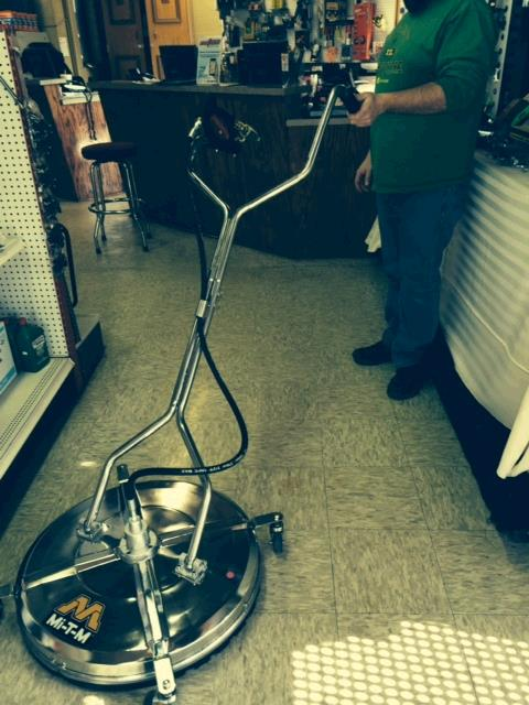 Where to find WATER BROOM,  24  ROTARY SURFACE CLEANER in Kingsport