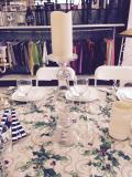 Where to rent CRYSTAL  CANDLE HOLDER   20 in Kingsport TN