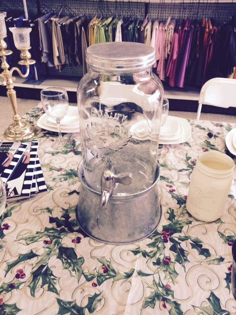 Where to find DRINK DISPENSER,  MASON JAR  1.5 GALLON in Kingsport
