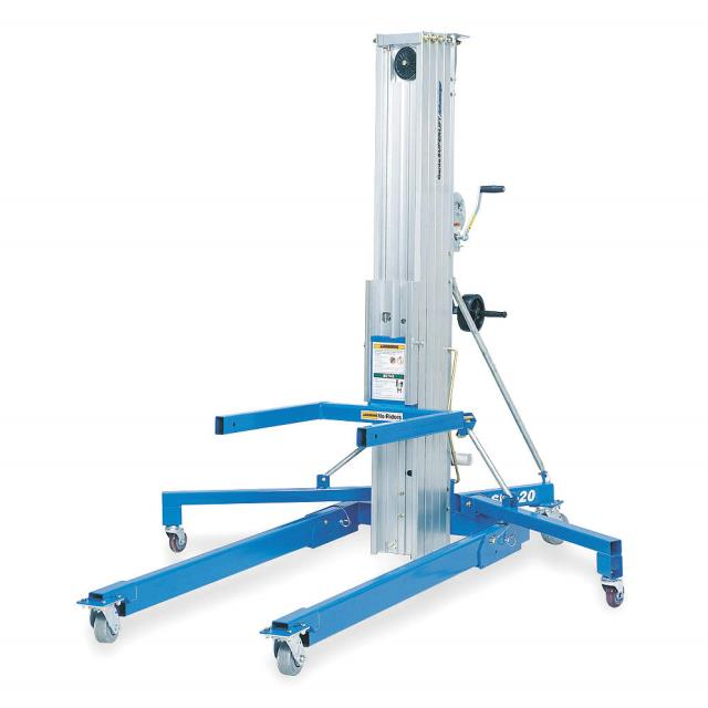 Where to find GENIE LIFT, 20 FT HAND CRANK  DUCK  LIFT in Kingsport
