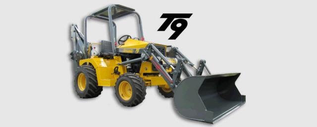 Where to find BACKHOE, TERRAMITE T-9  4WHD in Kingsport