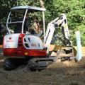 Where to rent TAKEUCHI, 4000 LB. EXCAVATOR in Kingsport TN