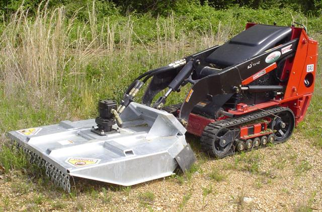 Where to find BUSH HOG ATTACHMENT  ONLY  MINI LOADER in Kingsport