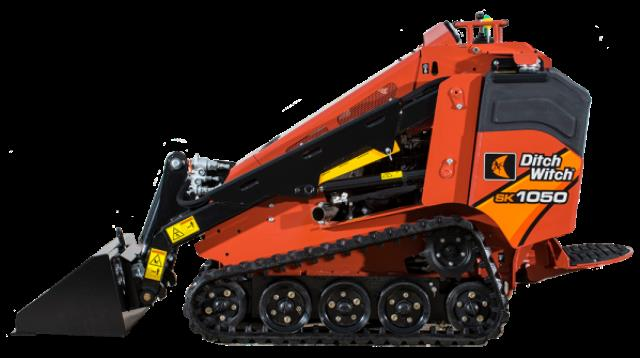 Where to find LARGE MINI-SKID LOADER, SK1050 DITCHWITC in Kingsport