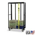 Rental store for CART, DOUBLE STACK CUP DOLLY in Kingsport TN
