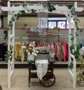 Rental store for WOODEN  WHITE  ARBOR 7 X5 in Kingsport TN