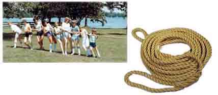 Where to find ROPE, TUG OF WAR in Kingsport