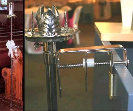 Where to find CHROME,  AISLE PEW  CANDELABRA in Kingsport