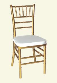 Where to find CHAIR,  CHIAVARI   GOLD   CUSHION in Kingsport
