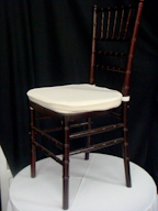 Where to find CHAIR,  CHIAVARI   MAHOGANY   CUSHION in Kingsport
