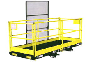 Where to find WORK PLATFORM, 4 FOOT X 8 FOOT  USED ON in Kingsport