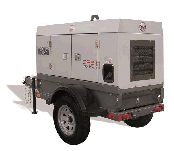 Generator 25 Kva Quiet Towable Rentals Kingsport Tn Where