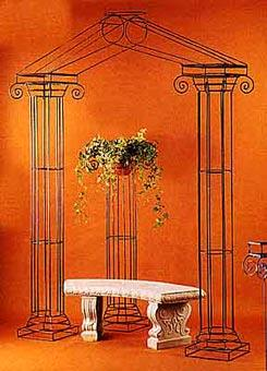 Where to find GRECIAN ARBOR,   BLACK IRON in Kingsport
