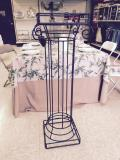 Rental store for GRECIAN   BLACK IRON  PLANT STAND  48 in Kingsport TN