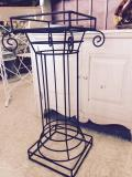 Where to rent GRECIAN  BLACK IRON  PLANT STAND  36 in Kingsport TN