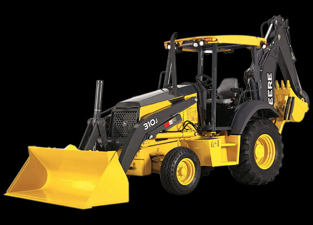 Where to find BACKHOE 310J 4 WHEEL DRIVE  FULL SIZE in Kingsport