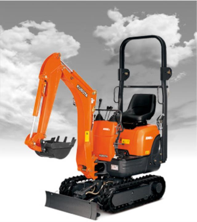 small kubota track hoe rentals kingsport tn where to rent. Black Bedroom Furniture Sets. Home Design Ideas